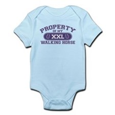 Walking Horse PROPERTY Infant Bodysuit