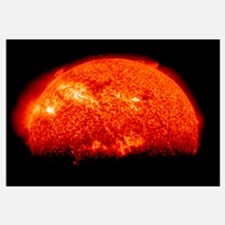 Spring eclipse as viewed from the Solar Dynamics O