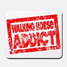 Walking Horse ADDICT Mousepad