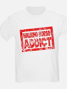 Walking Horse ADDICT T-Shirt