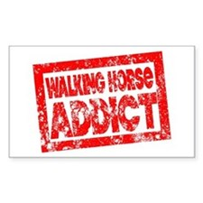 Walking Horse ADDICT Decal