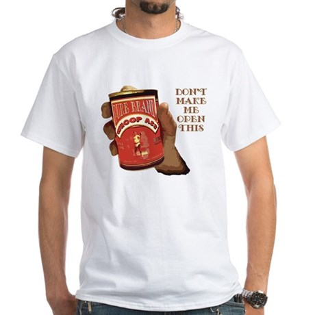 Fist O Whoop Ass II Black-T T-Shirt