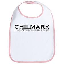 "Chilmark MA ""Lighthouse"" Design. Bib"