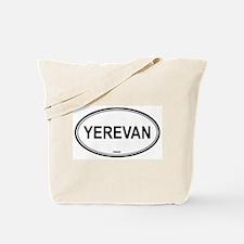 Yerevan, Armenia euro Tote Bag