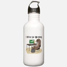 Unique Busy Water Bottle