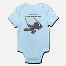 NinjaBread Man Infant Bodysuit