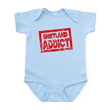 Shetland ADDICT Infant Bodysuit