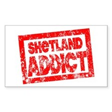 Shetland ADDICT Decal