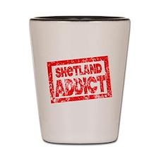 Shetland ADDICT Shot Glass