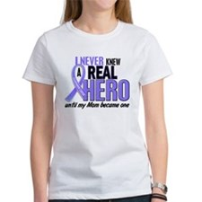 Never Knew a Hero Esophageal Cancer Tee