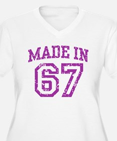 Made in 67 T-Shirt