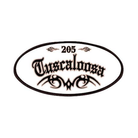 Tuscaloosa 205 Patches