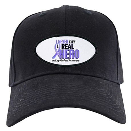 Never Knew a Hero Esophageal Cancer Black Cap
