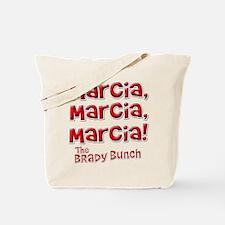 Marcia Brady Bunch Tote Bag