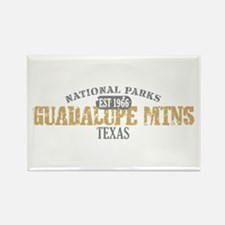 Guadalupe Mtns National Park Rectangle Magnet