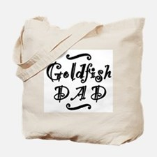 Goldfish DAD Tote Bag