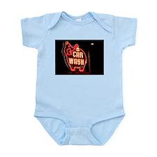 NEON AMERICANA Infant Creeper