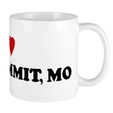 I Love Lee's Summit Mug