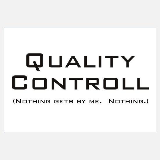 Q Controll Wall Art