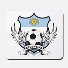 Argentina Soccer Mousepad