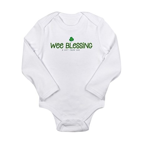 Wee Blessing Gift Body Suit