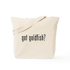 GOT GOLDFISH Tote Bag