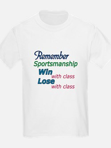 Sportsmanship T-Shirt