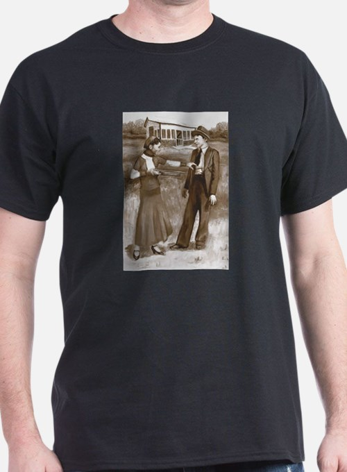 Bonnie and Clyde T-Shirt