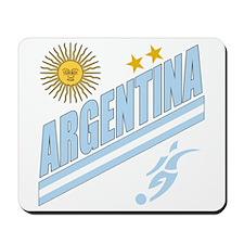 Argentina Soccer Mousepad