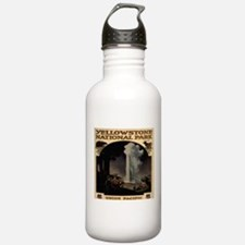 Yellowston National Park Union Pacific Water Bottle