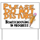 Homeschool Yard Signs