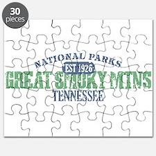 Great Smoky Mountains Nat Par Puzzle