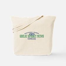 Great Smoky Mountains Nat Par Tote Bag