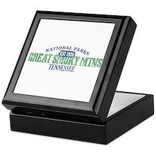 Great Smoky Mountains Nat Par Keepsake Box