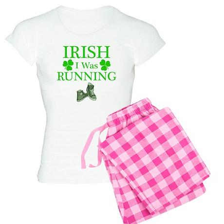 Irish I Was Running Women's Light Pajamas