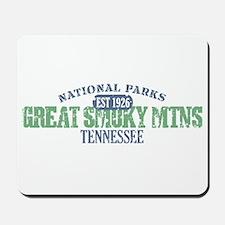 Great Smoky Mountains Nat Par Mousepad