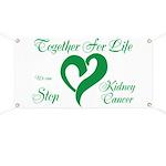 Stop Kidney Cancer Banner