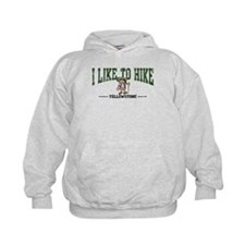 Yellowstone Girl - Athletic Hoodie