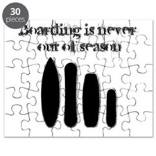 Never out of season Puzzle