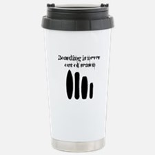 Never out of season Stainless Steel Travel Mug