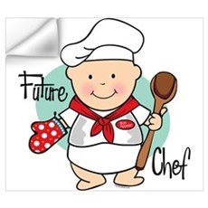 Future Chef Wall Art Wall Decal
