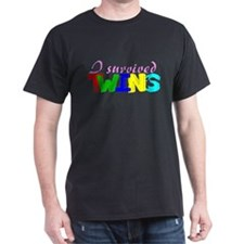 I survived twins T-Shirt