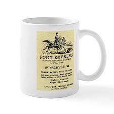 Pony Express Mug