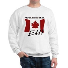 Cute Canadian flag Sweatshirt