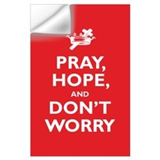 Padre Pio: Pray, Hope... Wall Art Wall Decal