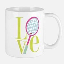 love tennis Mugs