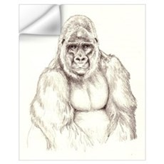 Kumba sketch Wall Art Wall Decal