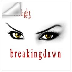Twilight saga Breakingdawn ye Wall Art Wall Decal