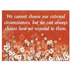 Circumstances Wall Art Poster