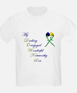 Downs Syndrome Son T-Shirt